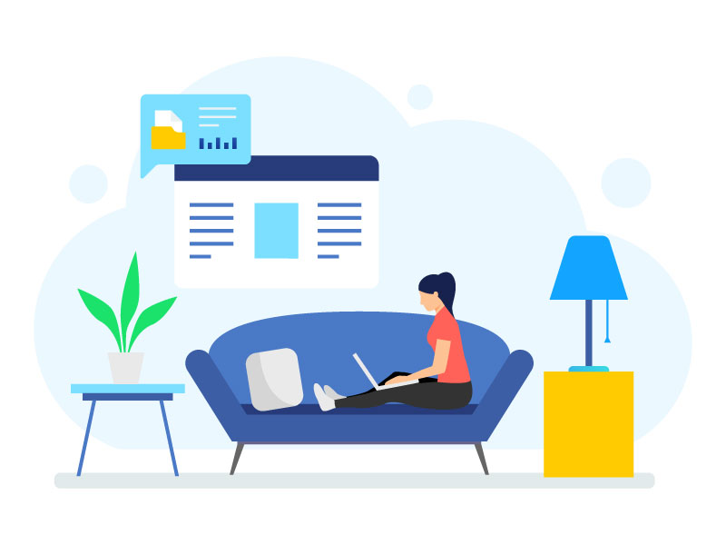 how to increase work from home productivity